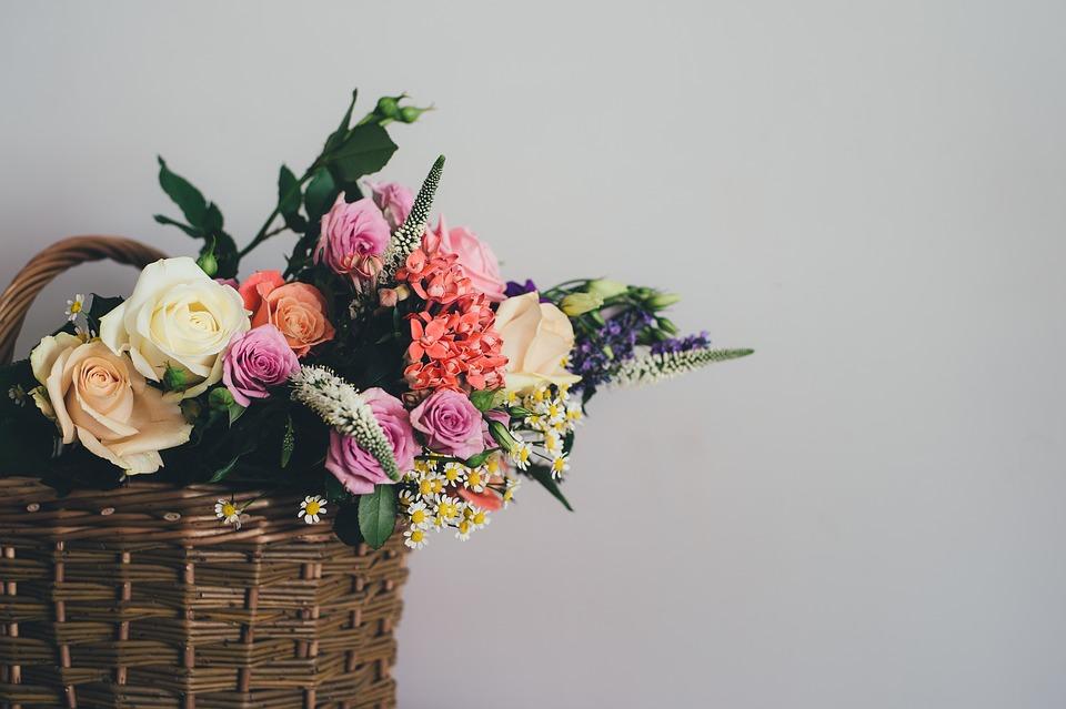 fleurs pour maman
