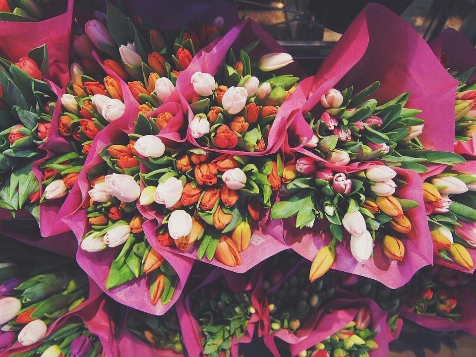 histoire de bouquet de fleurs