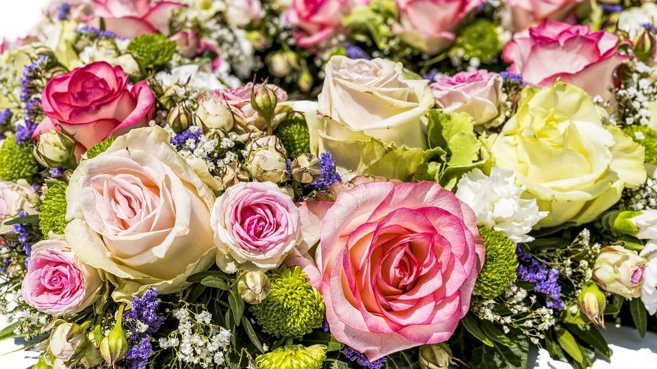 Un cadeau fleuri