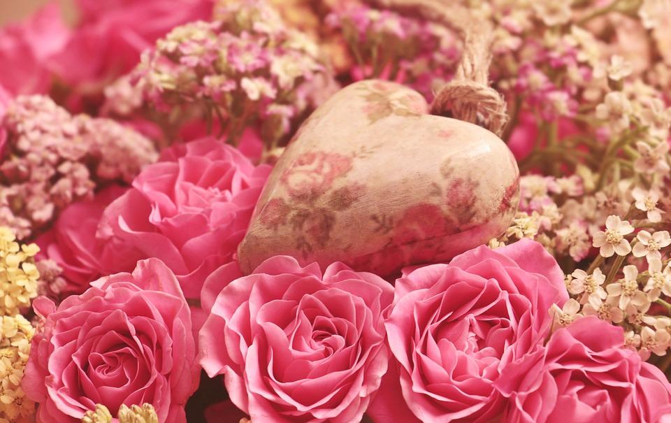 Codes couleur des roses
