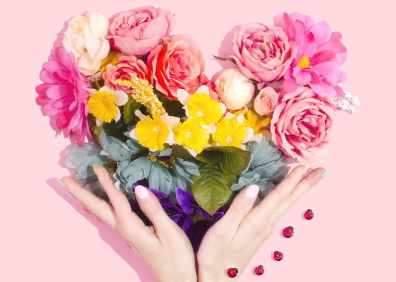conserver fleur avant offrir